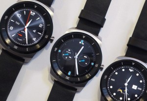 LG Watch Faces