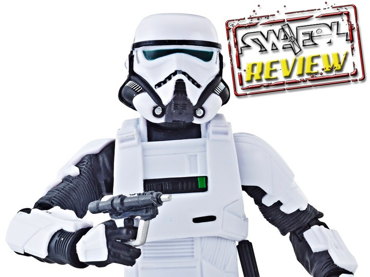 [REVIEW] Hasbro The Black Series #72 – Solo : A Star Wars Story – Imperial Patrol Trooper