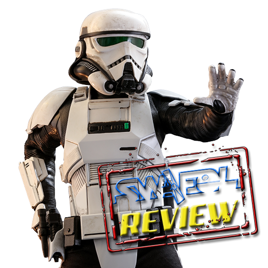 [REVIEW] Hot Toys 1/6 MMS494 – Solo : A Star Wars Story – Imperial Patrol Trooper